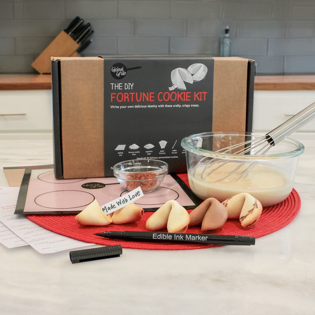DIY Fortune Cookie Kit