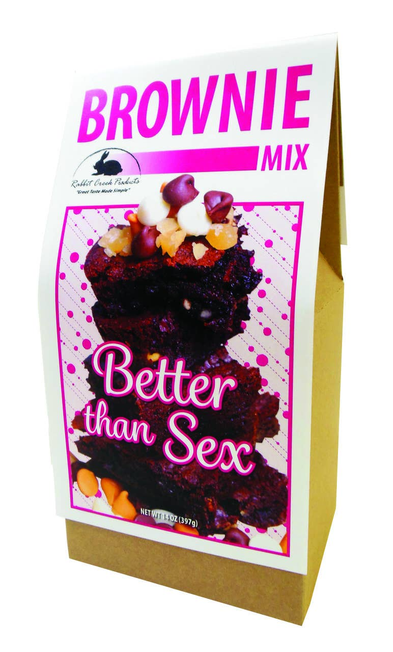 Rabbit Creek Gourmet - BR-Better Than Sex Brownie Mix