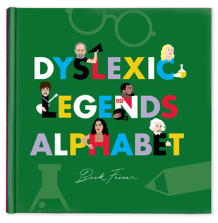 Alphabet Legends - Dyslexia