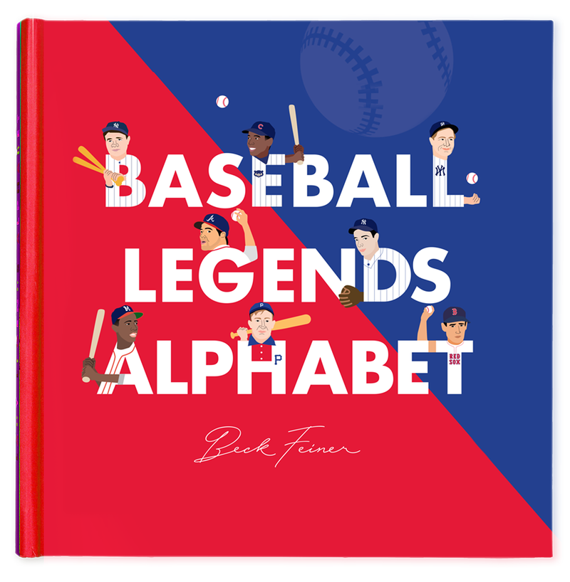 Alphabet Legends - Baseball