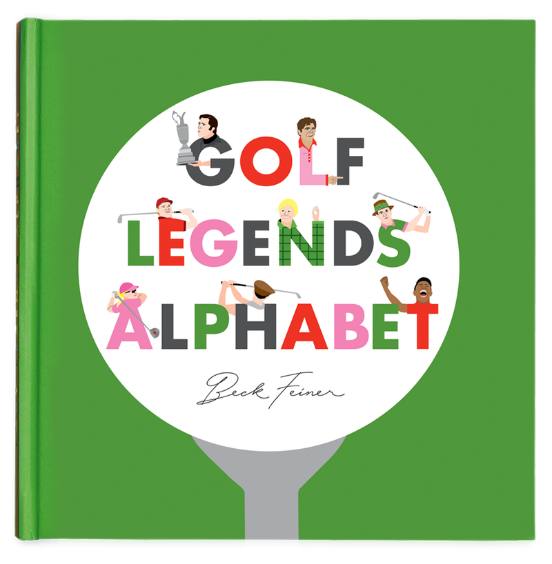 Alphabet Legends - Golf