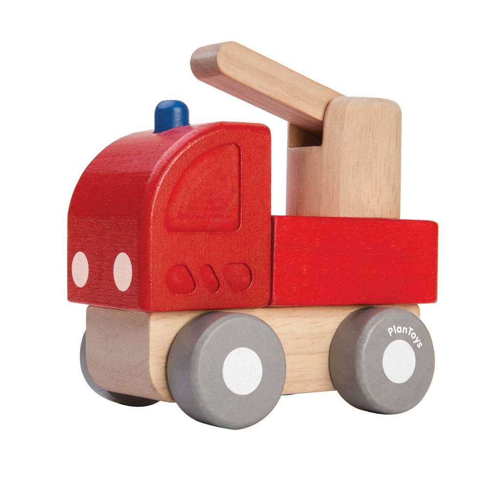 PlanToys - Mini Fire Engine