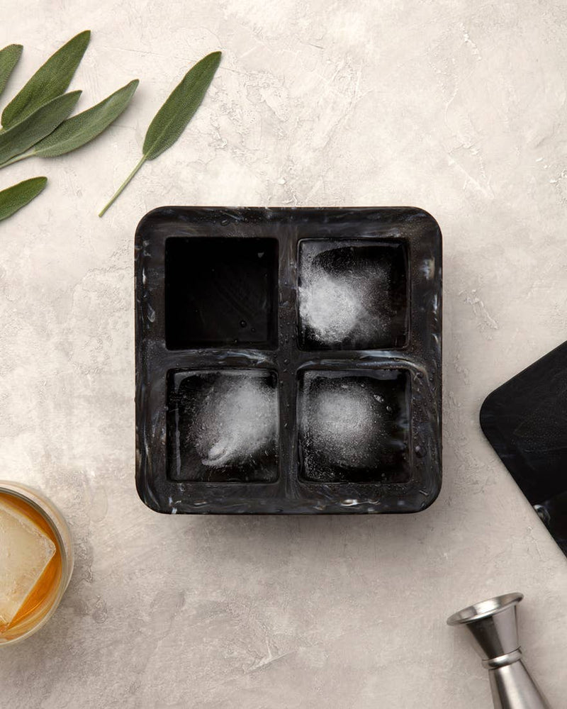 Peak Marble Extra Large Ice Cube Tray