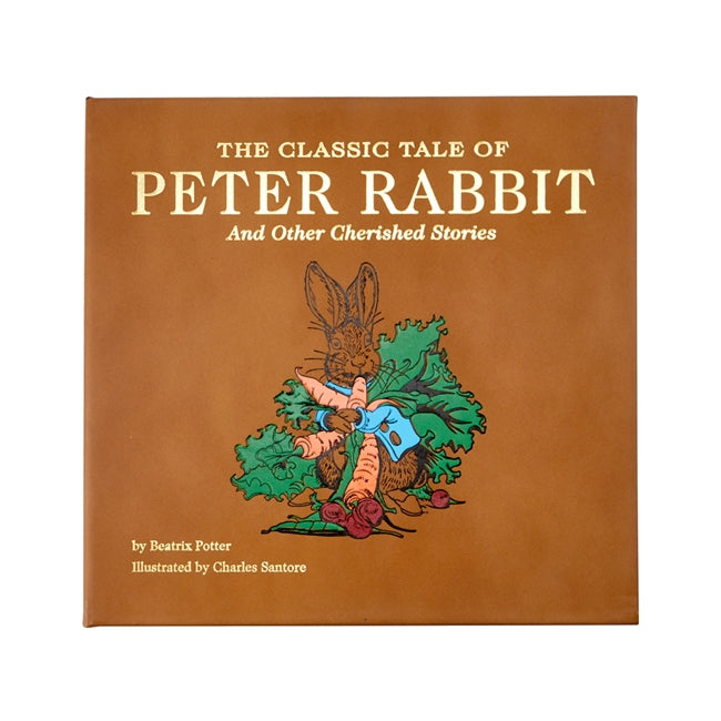 The Classic Tale of Peter Rabbit  Genuine Leather