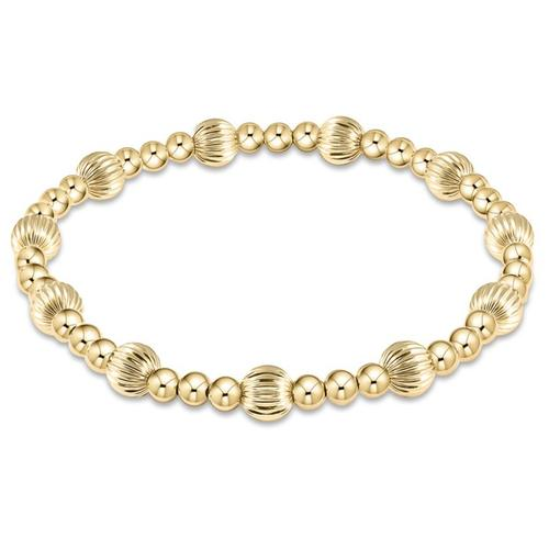 Enewton Dignity Sincerity Pattern bracelet 6mm Bead