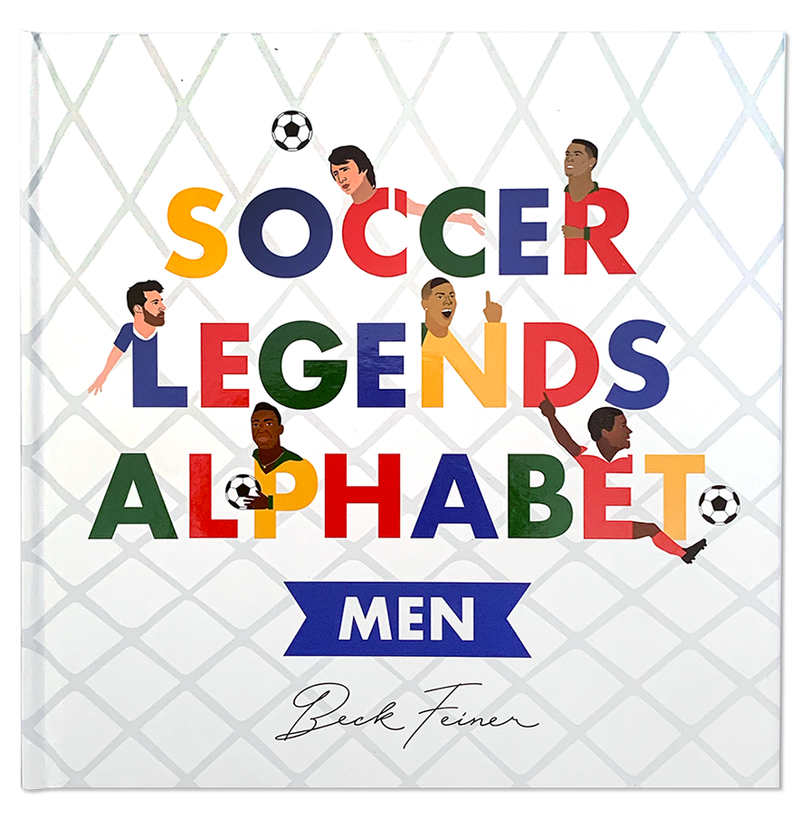 Alphabet Legends - Soccer Men