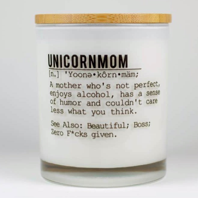 Soy Candles - Unicornmom