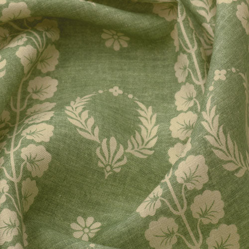 Couronne Aged Linen/Fern Green