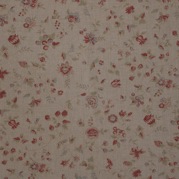 Framboise Aged Linen/Natural Samples