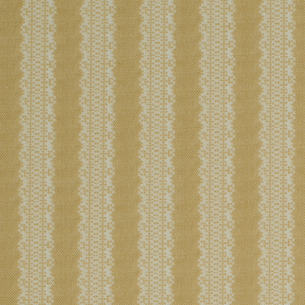 Torchon Stripe / Mustard Samples