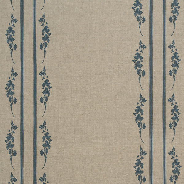 Trifolium Marchprint / Midnight on Natural Samples