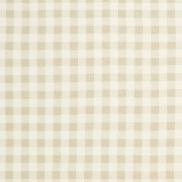 Vintage Check Linen/Natural Samples
