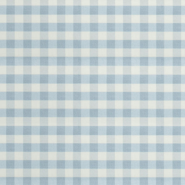 Vintage Check Linen/Old Blue Samples