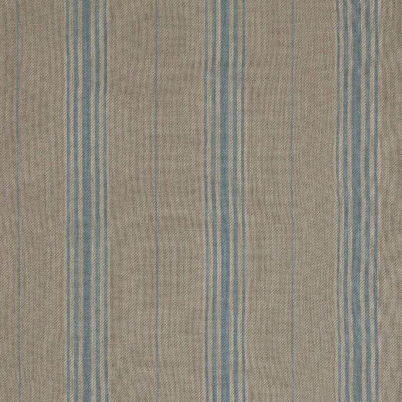 Woven Ticking Linen/Old Blue Samples