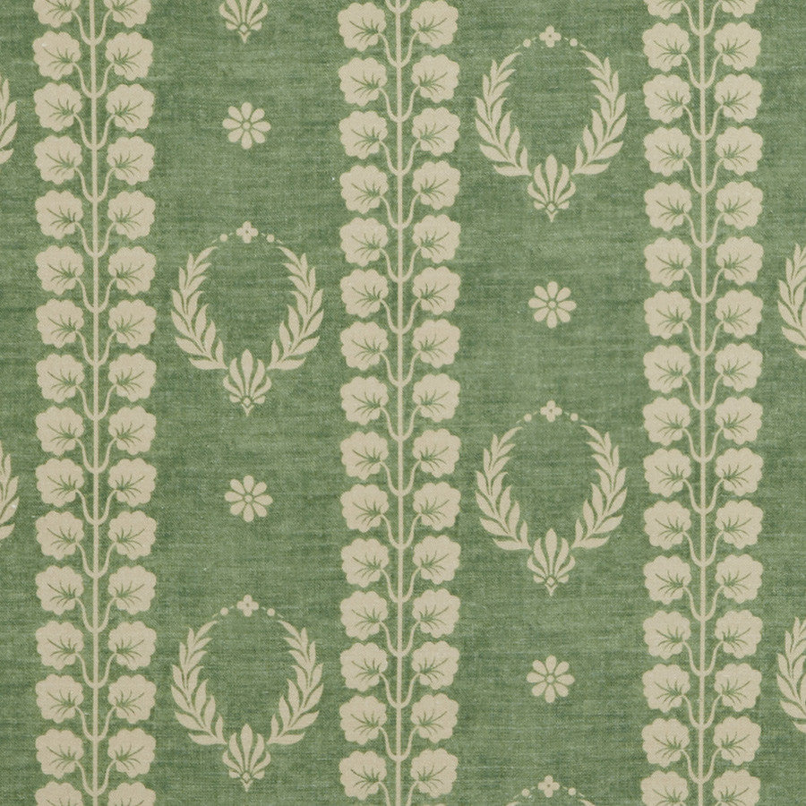 Couronne Aged Linen/Fern Green Samples