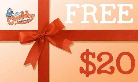 (FREE) $20 Digital Gift Card (when you spend over $100)