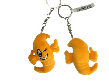 Chubby Mealworms Exclusive Keyring