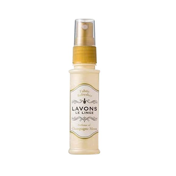 【除菌消臭】LAVONS -  Fabric Refresher Champagne Moon 雅芳貴氣衣物香水 - 月夜香檳 40ml