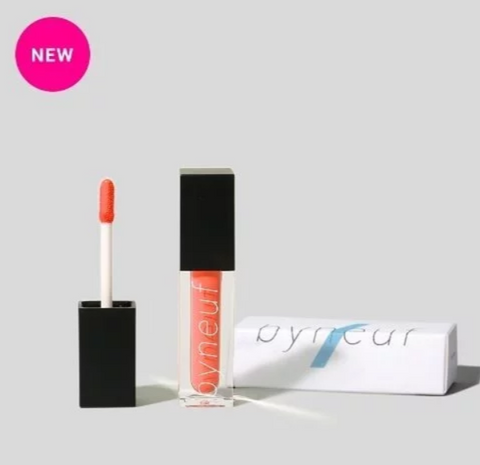 #Sunkist - Byneuf Vivid Tint Lip Lacquer