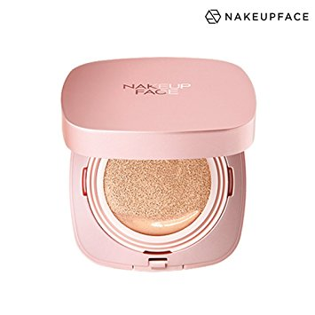 (SALE) Nakeup Face - Covering Powder Cushion  遮瑕王氣墊粉 No. 23 (15g )