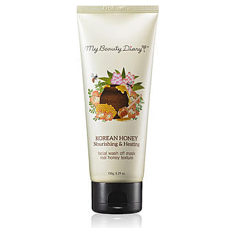 KOREAN HONEY NOURISHING & HEATING MASK 蜂蜜滋潤面膜