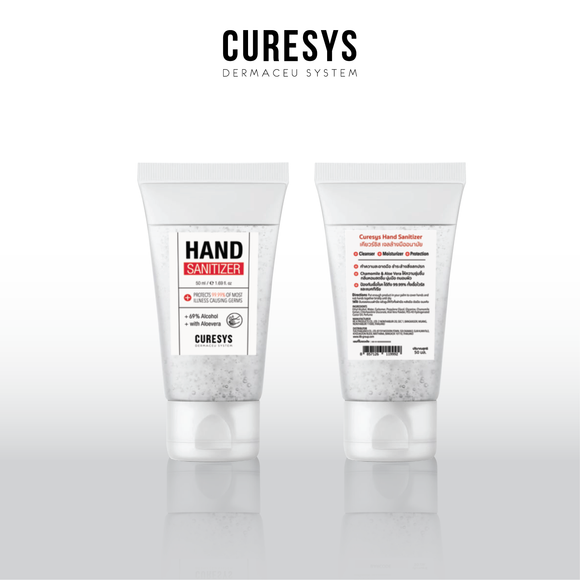 Curesys Sanitizer Gel 50ml
