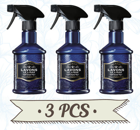 LAVONS Fabric Refresher Luxury Relax 3 pcs