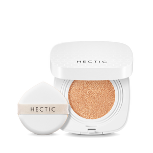 HECTIC Waterfull Glow PM Cushion 02 Medium Roasting 抗藍光保濕氣墊粉底 02