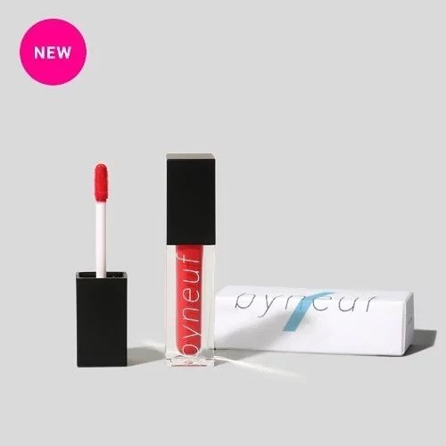 #Cherry Punch - Byneuf Vivid Tint Lip Lacquer