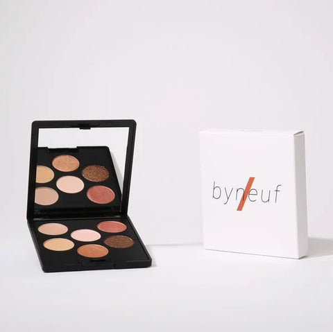 #ABC SHADOW PALETTE- Byneuf