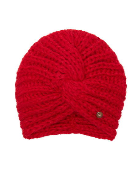 Turban Batu - Red - Casimier