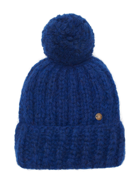 Hat Pom - Royal - Casimier