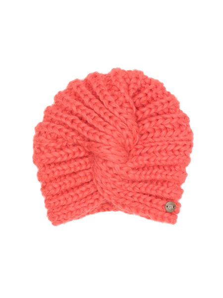 Mini Turban Batu - Coral - Casimier