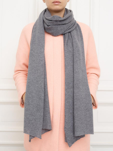 Scarf Plain - Fuxiared - Casimier