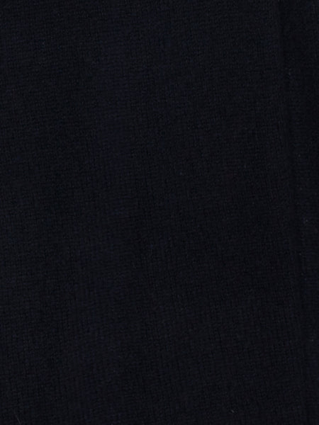 Scarf Plain - Navy - Casimier