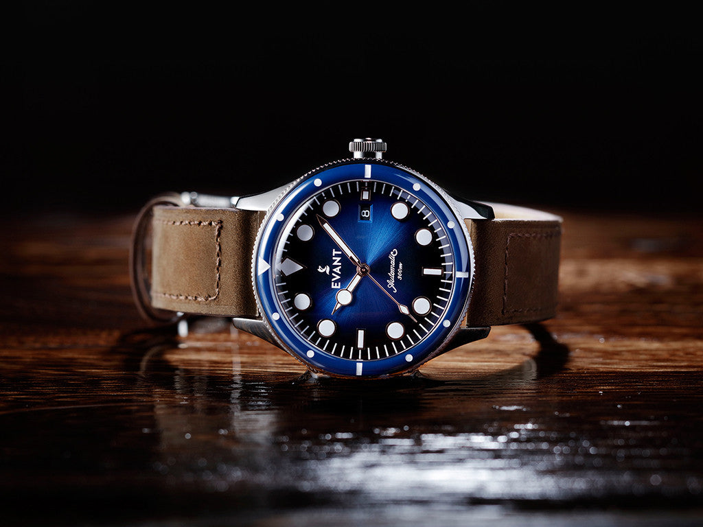 Tropic Diver Fume Blue