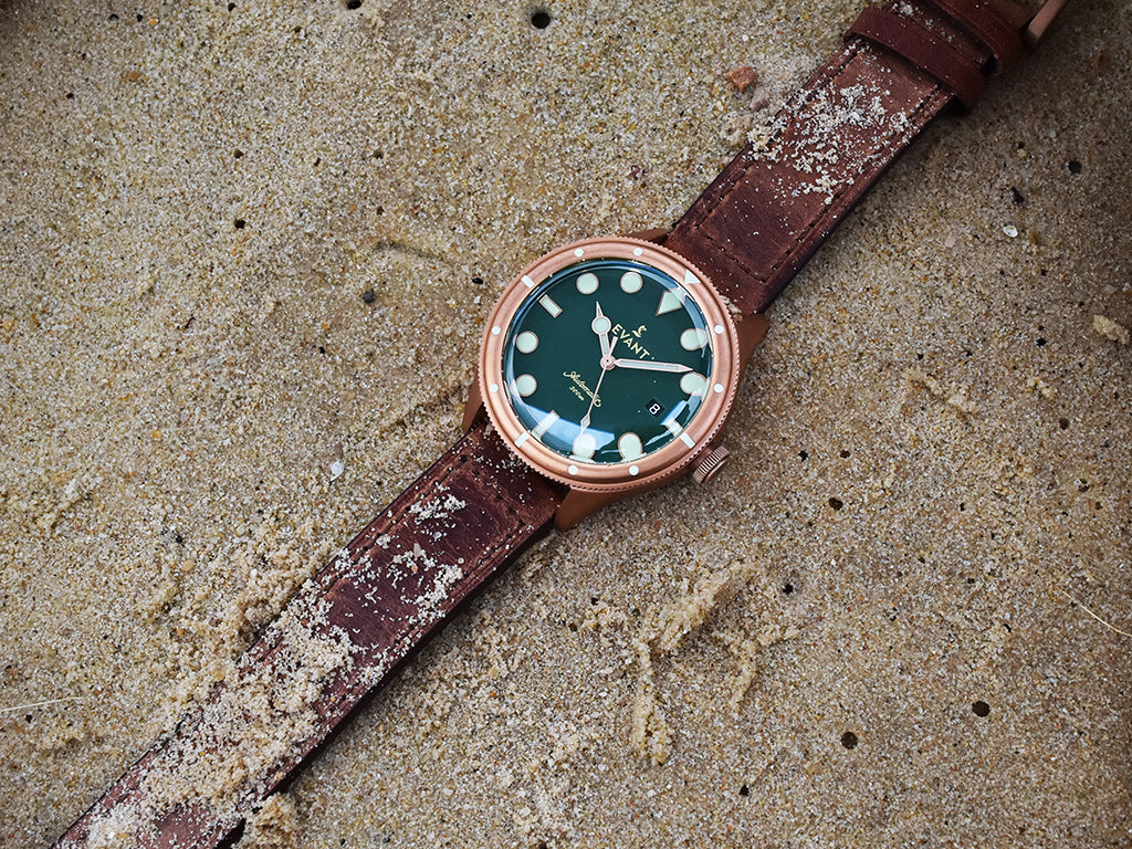 Tropic Diver Bronze Green