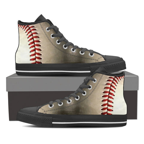 BASEBALL LOVER HIGH TOPS