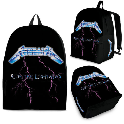 METALLICA BACKPACK-WORLDWIDE