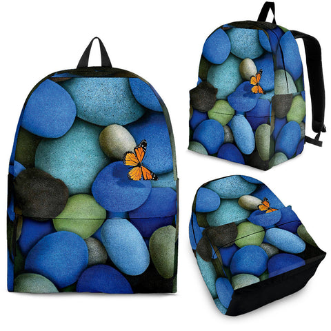 BLUE STONES BACKPACK