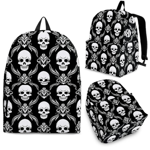 SKULLS BACKPACK