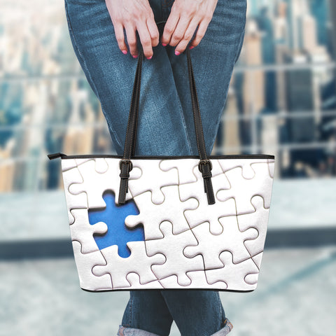 AUTISM AWARENESS LARGE TOTE