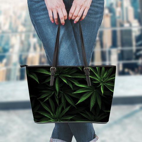 WEED LARGE TOTE BAG