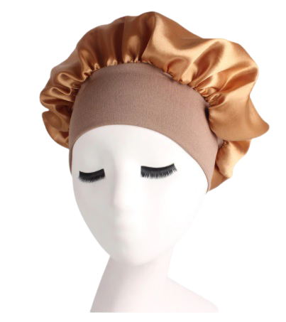 High Elastic Nightcap- Bonnet Night Sleep Cap