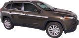 Jeep Cherokee Graphics- Body Line Stripe