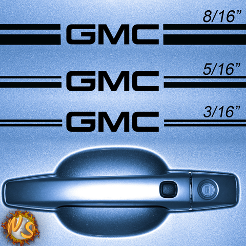 GMC Pinstripe Kit 1040
