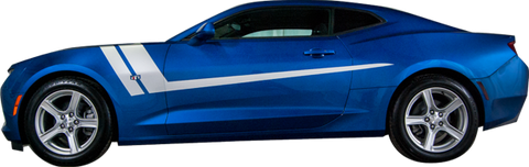 Chevrolet Camaro Graphics- Hockey Rally Stripe