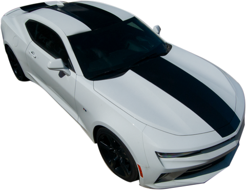 Chevrolet Camaro Graphics- Single Stripe