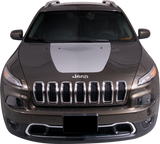 Jeep Cherokee Graphics- Hood Center