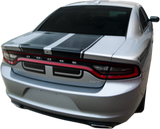 Dodge Charger Graphics- Duel Hood Stripe